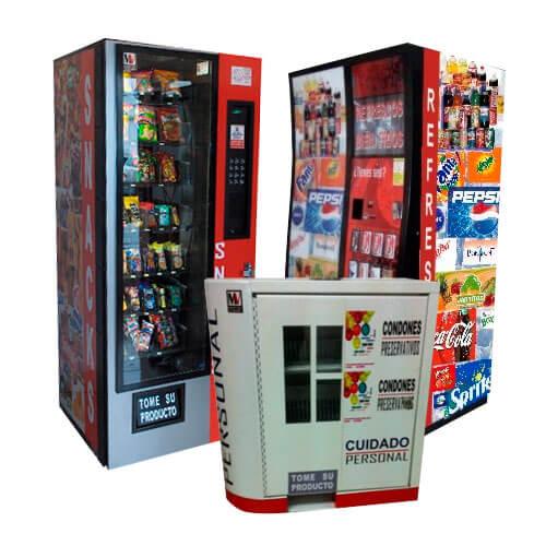 Máquinas Vending